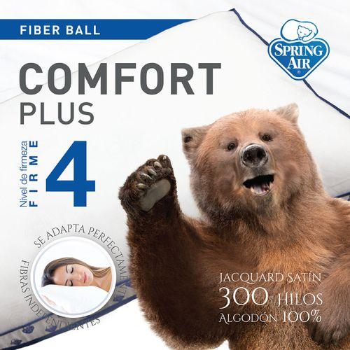 Almohada Comfort Plus Firme