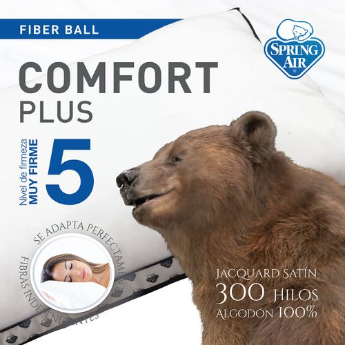 Almohada Comfort Plus Muy Firme