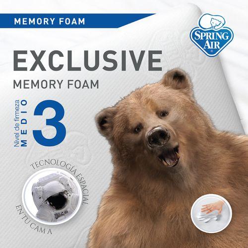 Almohada Exclusive Memory Foam