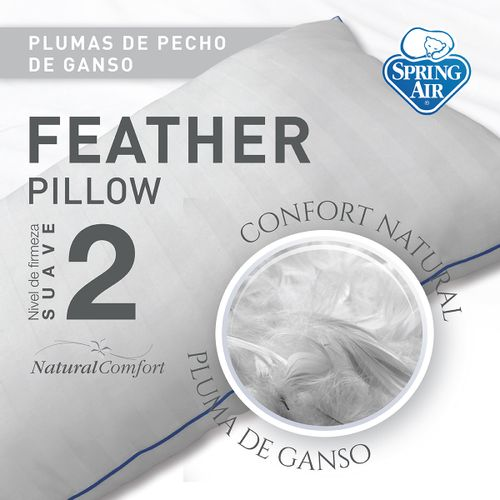Almohada Feather