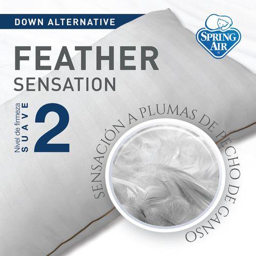 Almohada Feather Sensation