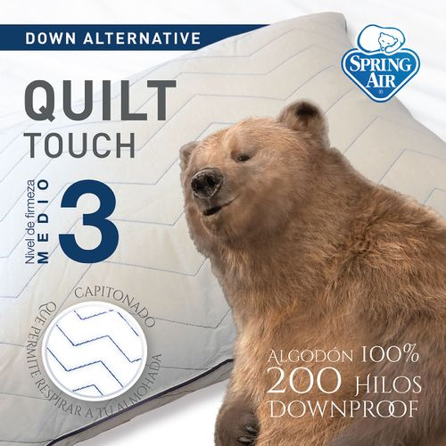 Almohada Quilt Touch