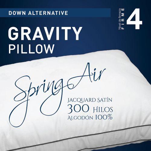 Almohada Gravity