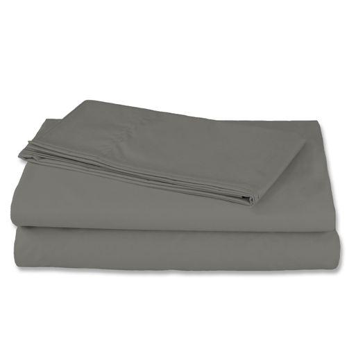 Sabanas Cotton Sheet Set Gris