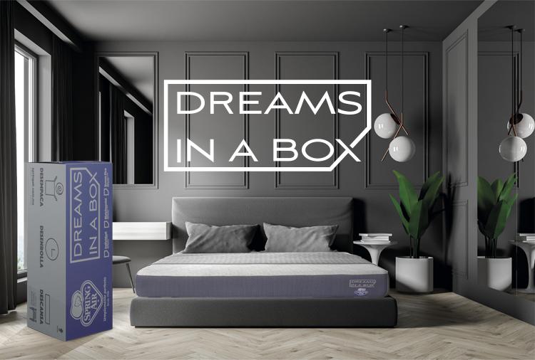 Colchón Dreams in a box